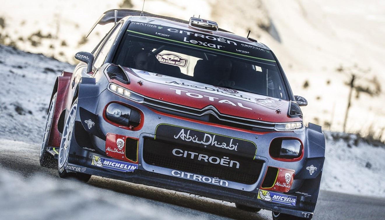 CHAMPIONNAT FIA WRC