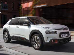 New Citroën C4 Cactus Hatch